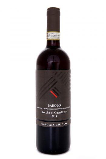 Barolo D.O.C.G. Rocche di Castelletto 2014, Cascina Chicco