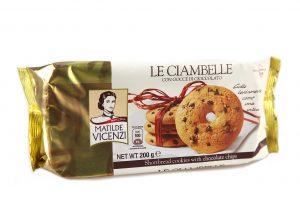 Ciambelle s kúskami čokolády Vicenzi