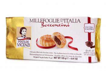 Koláčik s čokoládovou príchuťou Bocconcini