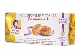 Koláčik s mliečnou príchuťou Bocconcini