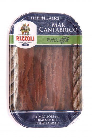 Sardely plátky v olivovom oleji