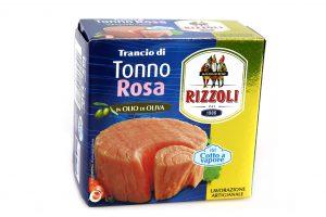 Tuniak v olivovom oleji