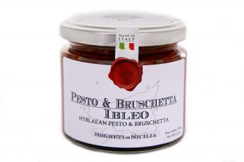 Pesto - zmes na brusketu IBLEO