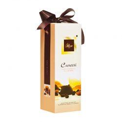 Pralinky z horkej čokolády s likérovým krémom MIX 5 príchutí