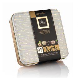Pralinky z 85% tmavej čokolády
