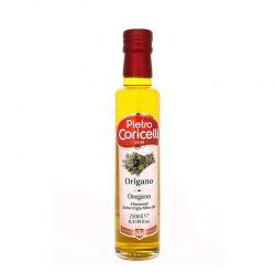 Olivový olej oregano extra panenský olivový ole
