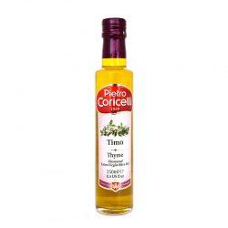 Olivový olej tymián extra panenský olivový olej