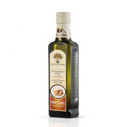 Olivový olej s bielou hľuzovkou Tartuffi Bianco