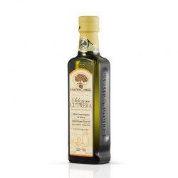 Olivový olej Selezione, ktorý ma plnú a korenistú cuť
