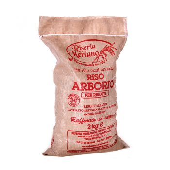 Ryža ARBORIO tradičná talianska ryža