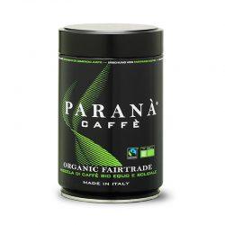 Káva Paranà BIO je organická mletá káva v