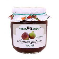 Džem figový tradičný Natura Golosa je originálny, prírodný a tradičný pre oblasť Stredomoria