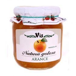 Džem pomarančový tradičný Natura golosa je vynikajúci, s vyváženou kombináciou kyslastej a sladkej chuti