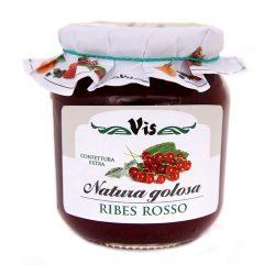 Džem ríbezľový tradičný Natura golosa je jemne pikantný, výrazný, veľmi chutný a prírodný