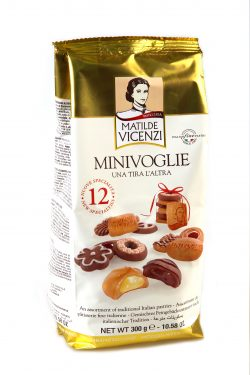 Sušienky rôzne druhy Minivoglie