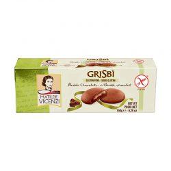 Bezlepkové pečivo s čokoládou Grisbì