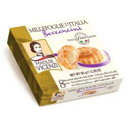 Plnené sušienky s mliečnou príchuťou Bocconcini