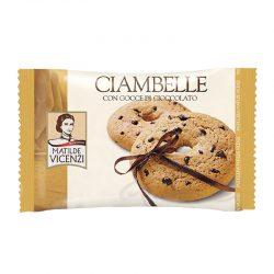 Sušienky s kúskami čokolády Ciambelle