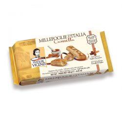 Koláčiky Millefoglie d'Italia so škoricou Cannella